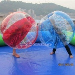 Mix-color Inflatable Bumper Ball