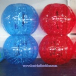 Colored Inflatable Bumper Bubble Soccer Ball