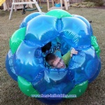 Inflatable Giga Bumper Bubble Ball for kids